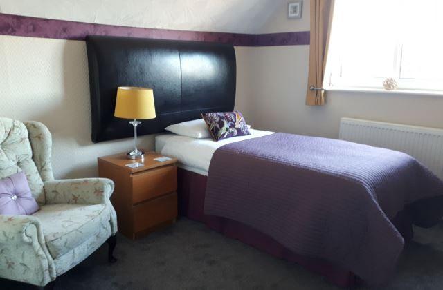 Room 7 - Single room
