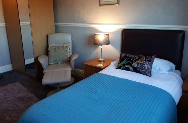 Room 6 - Single Room